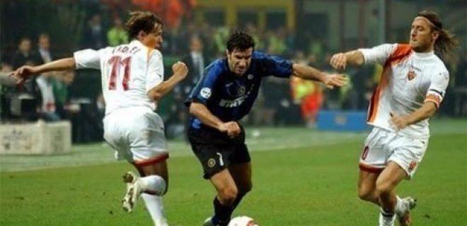 Inter-Roma precedenti