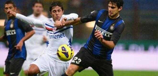 Inter-Sampdoria Ranocchia