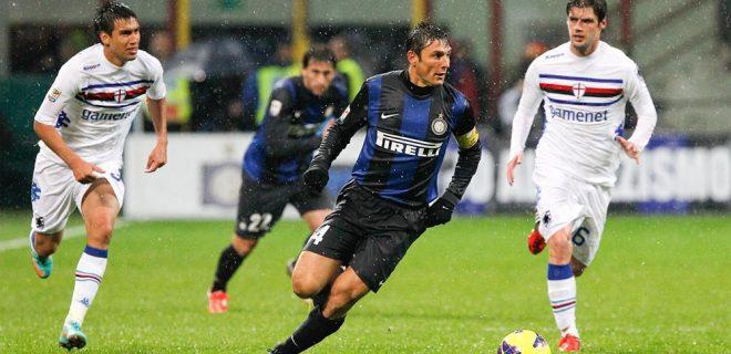 Inter-Sampdoria Zanetti