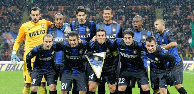 Inter-Sampdoria foto squadra