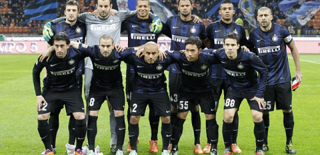 Inter-Sassuolo foto squadra