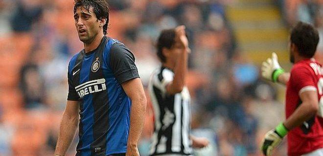 Inter-Siena Milito delusione