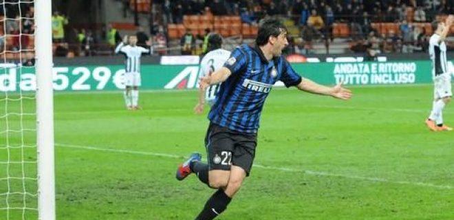 Inter-Siena Milito