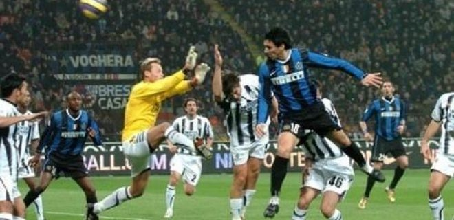 Inter-Siena gol Burdisso