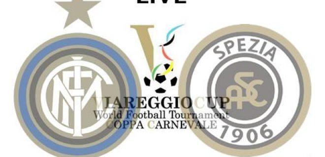 Inter-Spezia Viareggio Cup