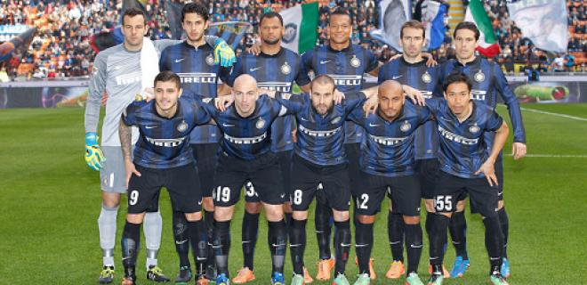 Inter-Torino foto squadra