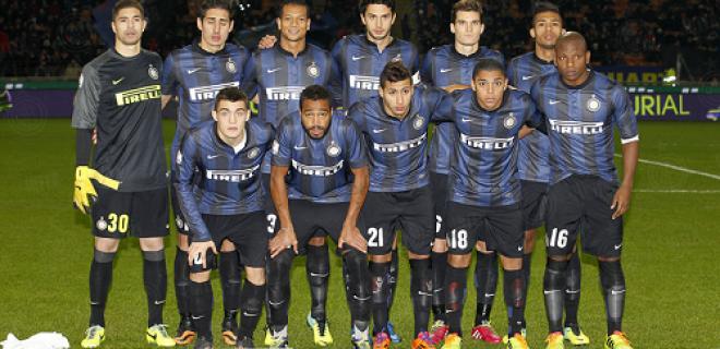 Inter-Trapani foto squadra