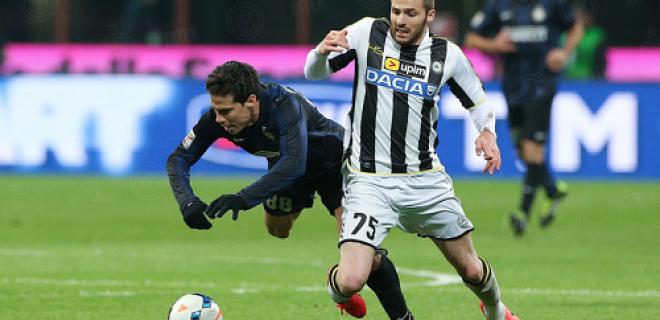 Inter-Udinese Hernanes Heurtaux