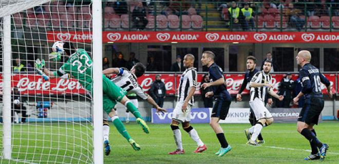 Inter-Udinese Scuffet