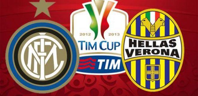 Inter-Verona Coppa Italia