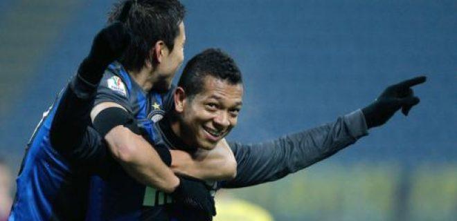 Inter-Verona Guarin Nagatomo