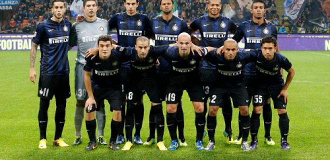 Inter-Verona foto squadra