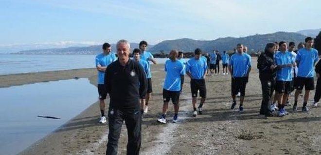 Inter passeggiata Mar Nero 10
