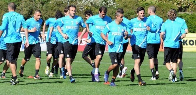 Inter rifinitura 31 marzo 2012