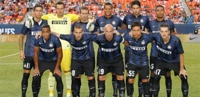 Inter vs Juventus foto squadra