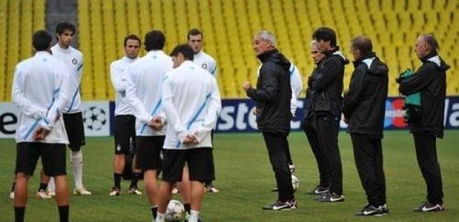 Inter@Mosca Stadio Luzniki