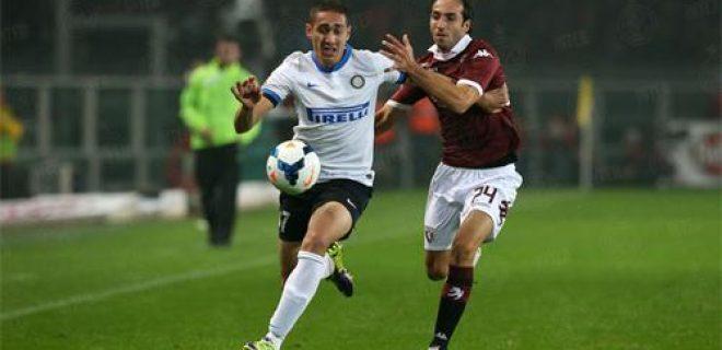 Ishak Belfodil Torino-Inter