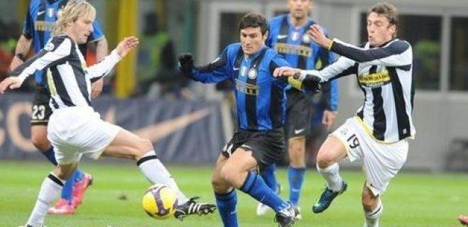 Javier Zanetti Inter-Juve precedenti