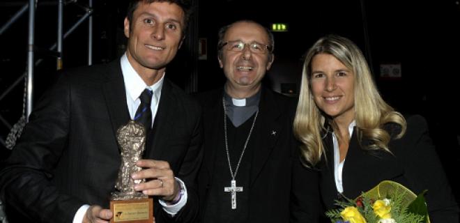 Javier Zanetti Inter Premio Internazionale Sport e Civiltà