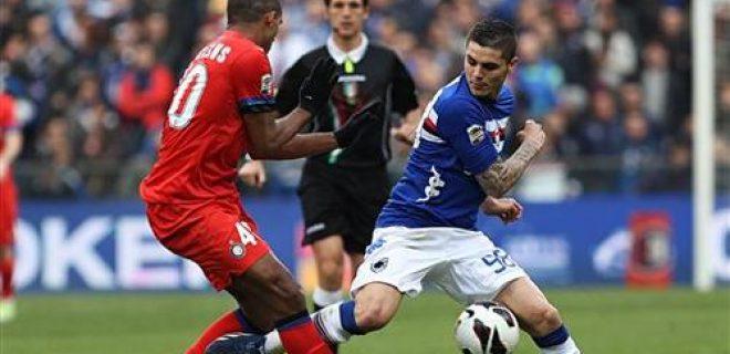 Juan Jesus Sampdoria-Inter