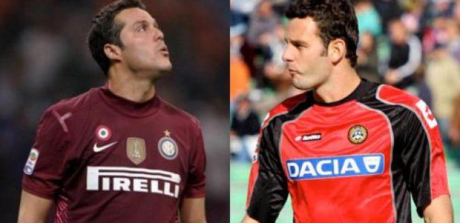 Julio Cesar Handanovic Inter