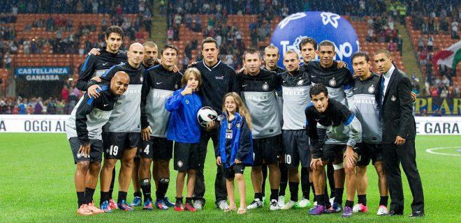 Julio Cesar foto squadra Inter-Vaslui