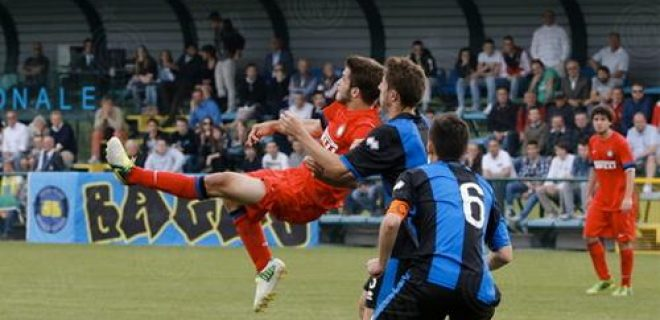 Juniores Berretti finale ritorno Inter vs Atalanta