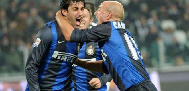 Juventus-Inter 1-3 esultanza