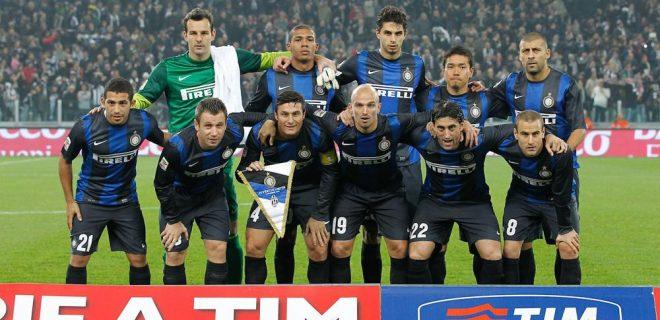 Juventus-Inter 1-3 foto squadra