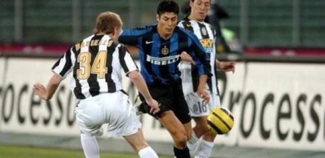 Juventus-Inter 2005 Cruz