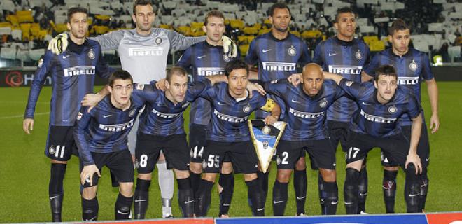Juventus-Inter foto squadr