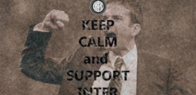 Keep Calm and Support Inter