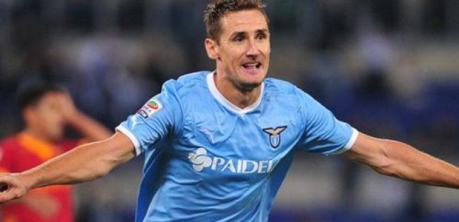 Klose Lazio