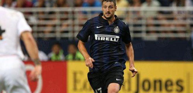 Kuzmanovic Inter-Real Madrid