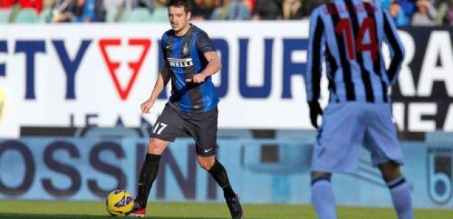 Kuzmanovic Siena-Inter