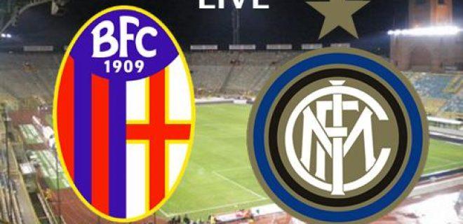 LIVE Bologna Inter