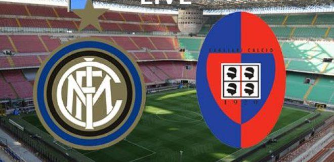 LIVE Inter Cagliari