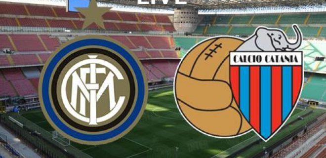LIVE Inter Catania