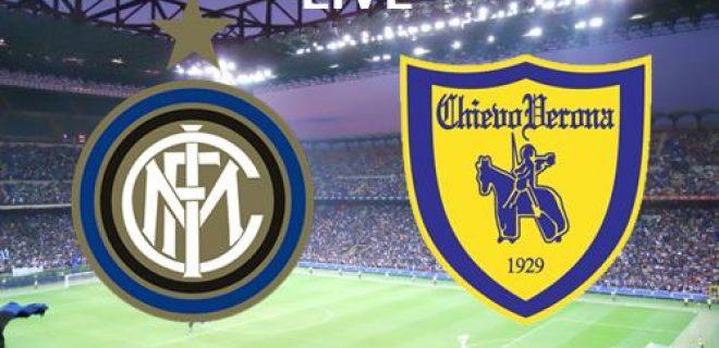LIVE Inter Chievo