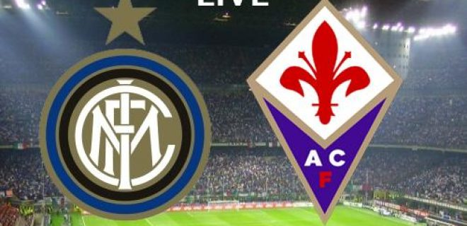 LIVE Inter-Fiorentina