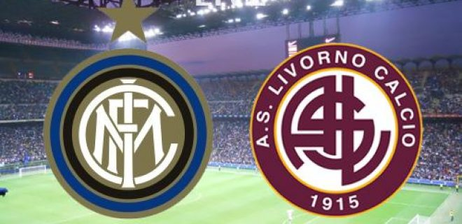 LIVE Inter Livorno