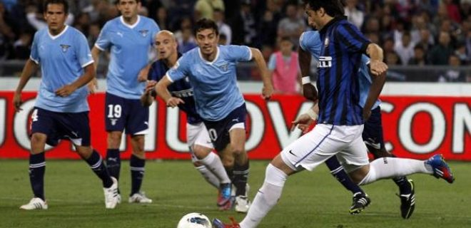 Lazio-Inter Milito