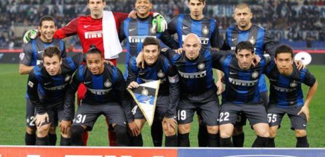 Lazio-Inter foto squadra