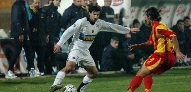 Lecce-Inter Figo