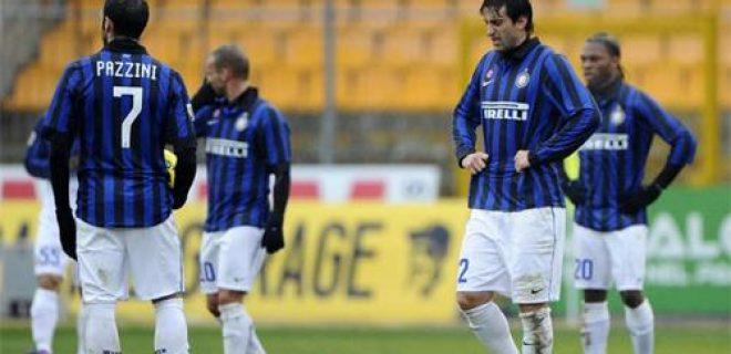 Lecce-Inter delusione