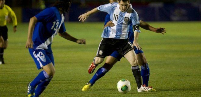 Leo Messi Guatemala-Argentina