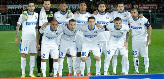 Livorno-Inter foto squadra