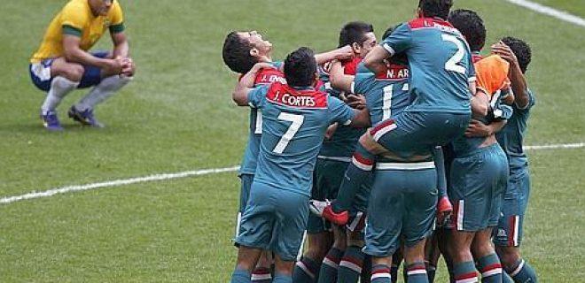 London 2012 Finale calcio