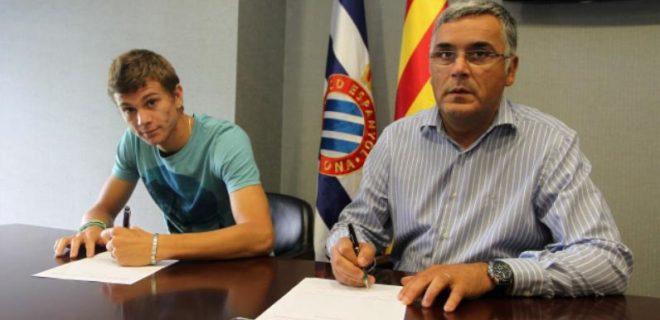 Longo Espanyol firma