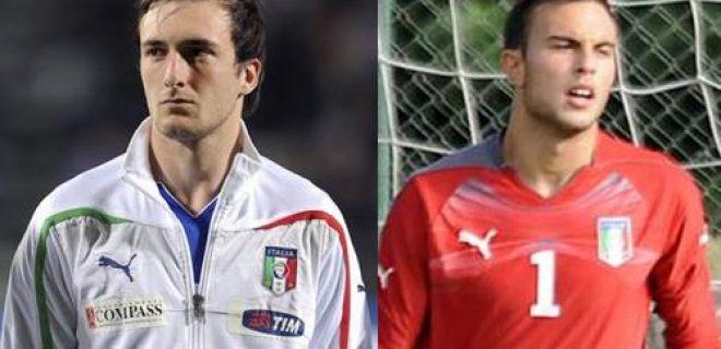 Luca Caldirola e Francesco Bardi